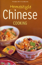 Link to an enlarged image of Periplus Mini Homestyle Chinese Cooking