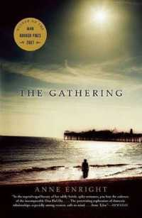 Link to an enlarged image of The Gathering (Man Booker Prize)