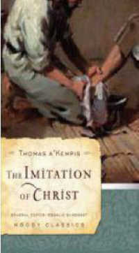 Link to an enlarged image of The Imitation of Christ (Moody Classics)
