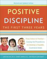 Link to an enlarged image of Positive Discipline : The First Three Years (Positive Discipline) (Revised Updated)