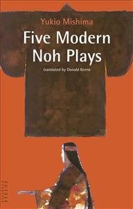 Link to an enlarged image of Five Modern No Plays