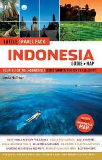 Link to an enlarged image of Tuttle Travel Pack Indonesia (Tuttle Travel Pack) (FOL Paperback + MA)