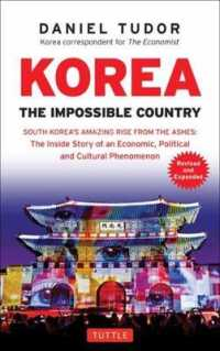 Link to an enlarged image of Korea : The Impossible Country: South Korea's Amazing Rise from the Ashes: the inside Story of an Economic, Political and Cultural Phenomenon (Expanded Revised)