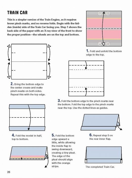 Books Kinokuniya Origami City Kit Fold Your Own Cars Trucks