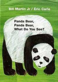 Panda Bear, Panda Bear, What Do You See? (Brown Bear and Friends) 9780805080780