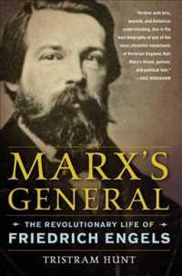Link to an enlarged image of Marx's General : The Revolutionary Life of Friedrich Engels
