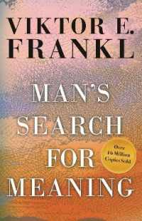 Link to an enlarged image of Man's Search for Meaning