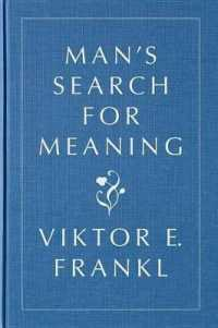Link to an enlarged image of Man's Search for Meaning (Gift)