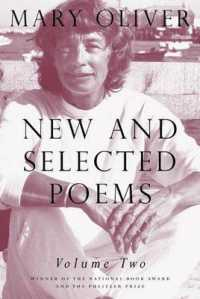 Link to an enlarged image of New and Selected Poems <2>