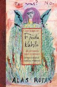 Link to an enlarged image of The Diary of Frida Kahlo : An Intimate Self-portrait