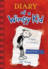Link to an enlarged image of Diary of a Wimpy Kid # 1 -- Paperback (English Language Edition)