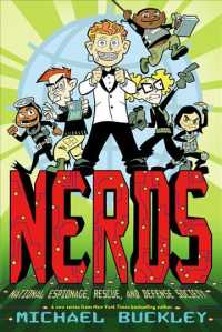 Link to an enlarged image of Nerds : National Espionage, Rescue, and Defense Society (Nerds: National Espionage, Rescue, and Defense Society)