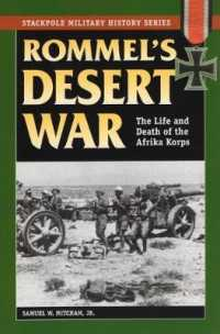 Link to an enlarged image of Rommel's Desert War : The Life and Death of the Afrika Korps (Stackpole Military History Series)