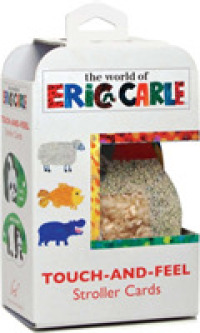 Link to an enlarged image of The World of Eric Carle Touch-and-Feel Stroller Cards (The World of Eric Carle) (CRDS)