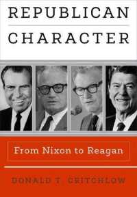 Link to an enlarged image of Republican Character : From Nixon to Reagan (Haney Foundation) (Reprint)