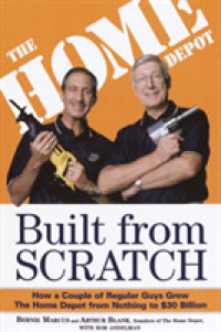 Link to an enlarged image of Built from Scratch : How a Couple of Regular Guys Grew the Home Depot from Nothing to $30 Billion (Reprint)