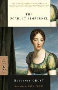 Link to an enlarged image of The Scarlet Pimpernel (Modern Library Classics)