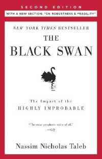 Link to an enlarged image of The Black Swan : The Impact of the Highly Improbable (2nd)