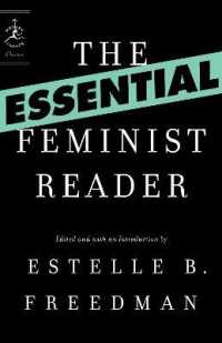 Link to an enlarged image of The Essential Feminist Reader