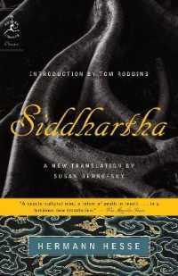 Link to an enlarged image of Siddhartha : An Indian Poem (Modern Library Classics) (Reprint)
