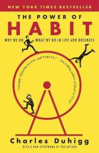 Link to an enlarged image of The Power of Habit : Why We Do What We Do in Life and Business (Reprint)