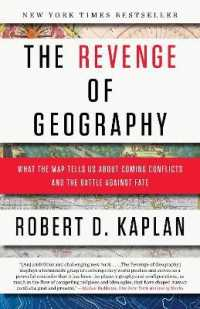 Link to an enlarged image of The Revenge of Geography : What the Map Tells Us about Coming Conflicts and the Battle against Fate (Reprint)