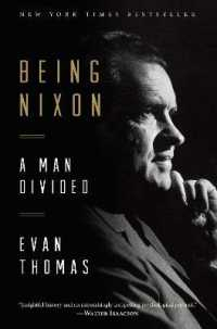 Link to an enlarged image of Being Nixon : A Man Divided (Reprint)