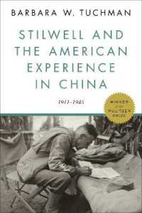 Link to an enlarged image of Stilwell and the American Experience in China : 1911-1945 (Reprint)
