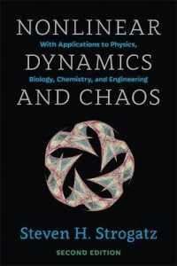 Link to an enlarged image of Nonlinear Dynamics and Chaos : With Applications to Physics, Biology, Chemistry, and Engineering (2nd)