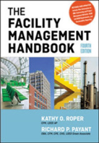 Link to an enlarged image of The Facility Management Handbook (4th Revised Updated)