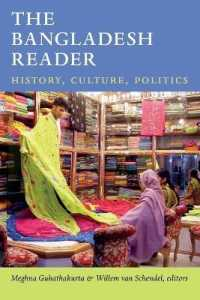 Link to an enlarged image of The Bangladesh Reader : History, Culture, Politics (The World Readers)
