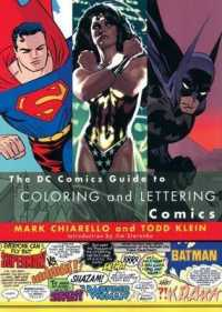 Link to an enlarged image of The DC Comics Guide to Coloring and Lettering Comics