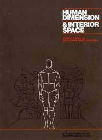 Link to an enlarged image of Human Dimension and Interior Space : A Source Book of Design Reference Standards
