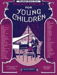 Link to an enlarged image of Piano Pieces for Young Children