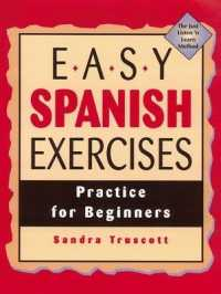 Link to an enlarged image of Easy Spanish Exercises : Practice for Beginners (Easy Exercises) (Reprint)