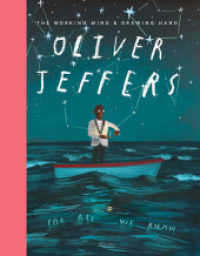 Link to an enlarged image of Oliver Jeffers : The Working Mind & Drawing Hand