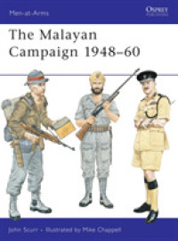 Link to an enlarged image of Malayan Campaign, 1948-60 (Men at Arms, 132)