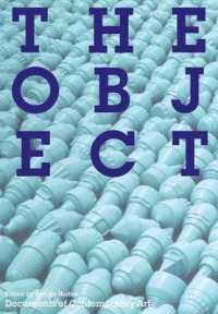 Link to an enlarged image of Object (Documents of Contemporary Art) -- Paperback / softback