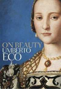 Link to an enlarged image of On Beauty : A History of a Western Idea -- Paperback / softback