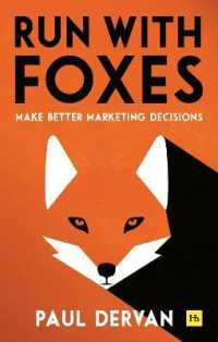 Link to an enlarged image of Run with Foxes : Make Better Marketing Decisions