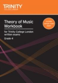 Link to an enlarged image of Theory of Music Workbook Grade 4 : Theory Teaching Material -- Book