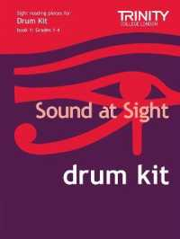 Link to an enlarged image of Sound at Sight Drum Kit (Grades 1-4) : Drum Teaching Material -- Book