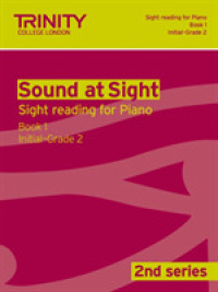 Link to an enlarged image of Sound at Sight (2nd Series) Piano Book 1 Initial-grade 2 (Sound at Sight) -- Sheet music