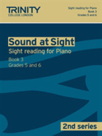 Link to an enlarged image of Sound at Sight Vol.2 Piano Bk 3 (Gr 5-6) : Piano Teaching Material -- Book