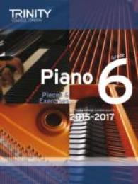 Link to an enlarged image of Piano 2015-2017. Grade 6 (with Cd) -- Sheet music