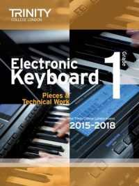 Link to an enlarged image of Electronic Keyboard 2015-2018. Grade 1 -- Sheet music