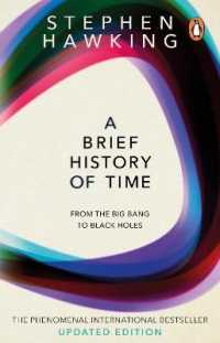 Link to an enlarged image of Brief History of Time : From Big Bang to Black Holes -- Paperback / softback