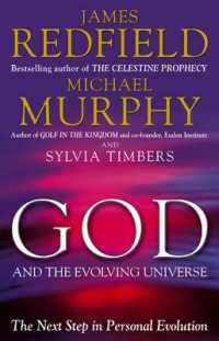 Link to an enlarged image of God and the Evolving Universe -- Paperback / softback