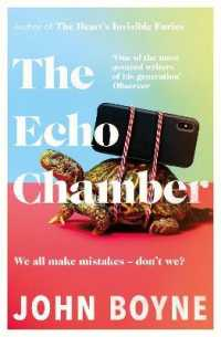 Link to an enlarged image of Echo Chamber -- Paperback (English Language Edition)