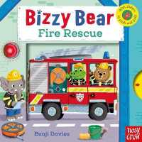 Link to an enlarged image of Bizzy Bear: Fire Rescue (Bizzy Bear) -- Board book